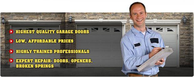 Indianapolis Overhead Garage Door Repair